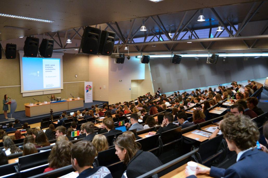 I. workshop XXV. ročníku Pražského studentského summitu