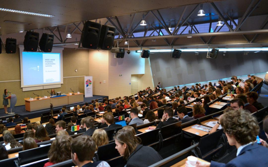 Třetí workshop dostal Summit vánoční dárek – ministra zahraničních věcí Tomáše Petříčka