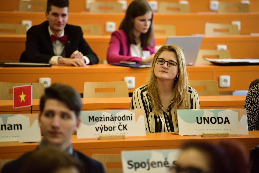 IV. Workshop XXV. ročníku Pražského studentského summitu
