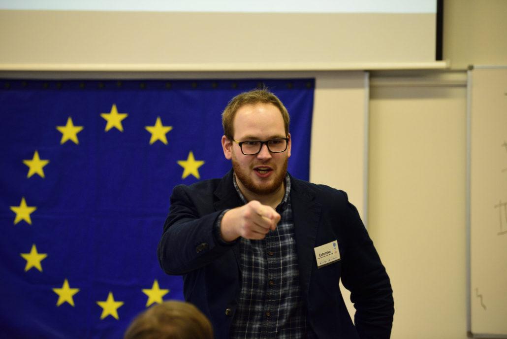 Ukončení přijímacího řízení do Modelu EU
