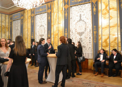 Diplomatická recepce