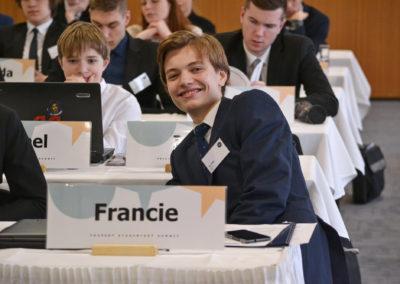 Jednání na konferenci
