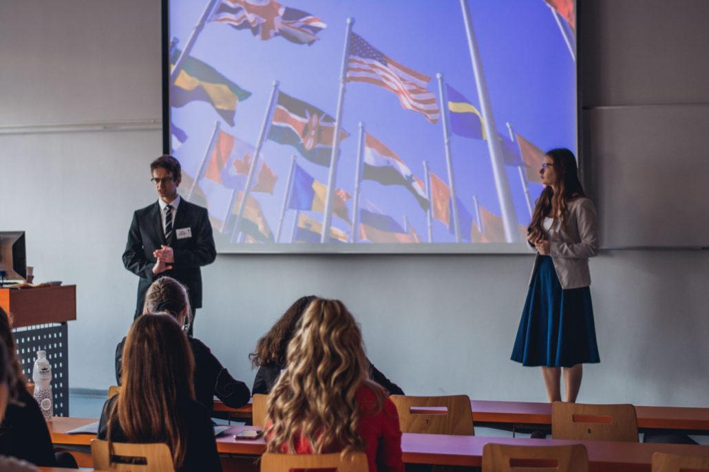 Zahájení přijímacího řízení do Modelu OSN, NATO a EU