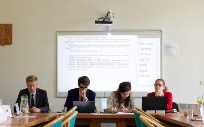 Summit navštíví Noc fakulty PF UK se svou simulací Rady bezpečnosti