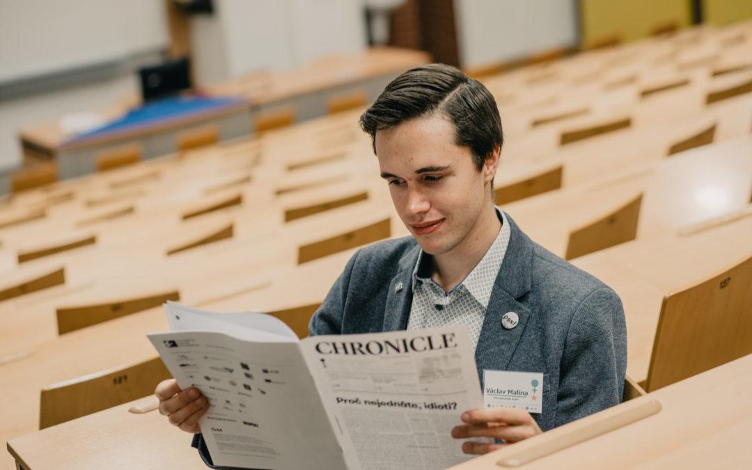 Noviny Chronicle – 2. vydání XXIV. ročníku
