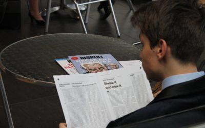 Noviny Chronicle – 5. vydání XXIV. ročníku