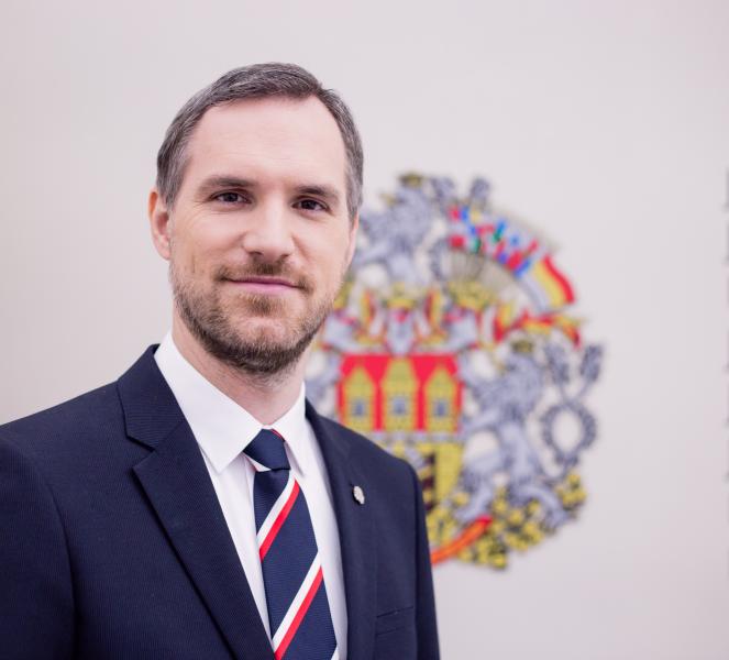Zdeněk Hřib přijal záštitu nad projektem