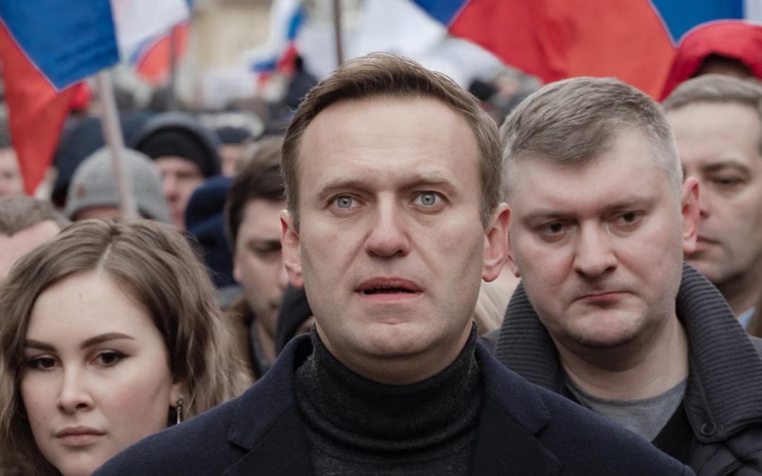 Navalnyj: Osud ruské opozice
