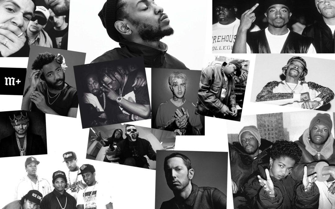 Otázky na rap