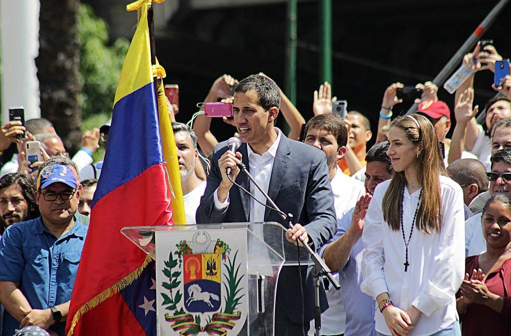 Venezuela – konec Juana Guaidóa a radikalizace opozice