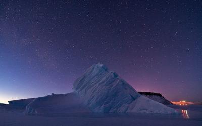 Arktida – klimatická změna a geopolitické soupeření
