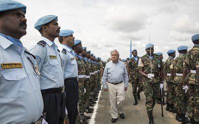 António Guterres – generální tajemník reformátor